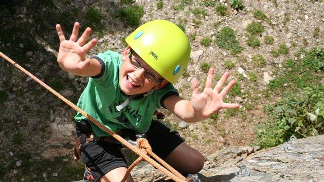 Actionwoche mit Rafting und Klettern und Kinder GRATIS bis 10 Jahre im Pumuckl Zimmer