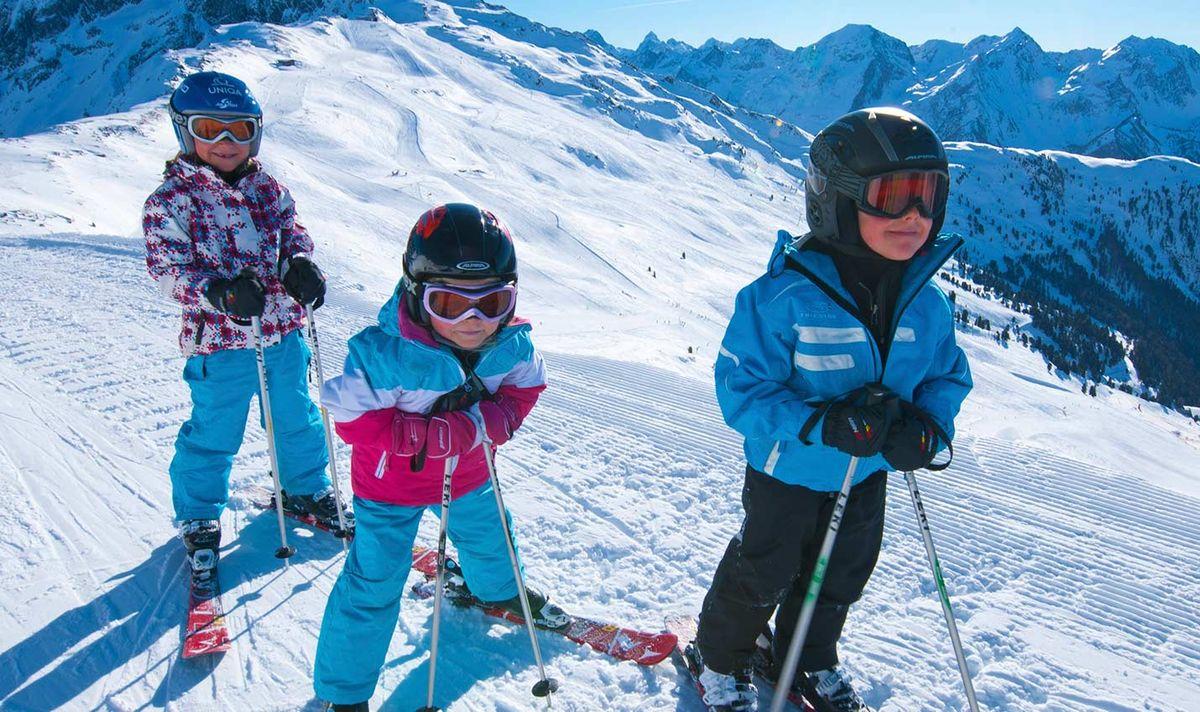 Wintertraum 2018 5 Nächte inkl. 5-Tages-Skipass - Babys bis 3 Jahre gratis
