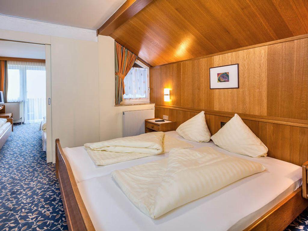 """18-Raum-Familienzimmer """"Pinocchio"""" im Hotel SAILER***  18m²"""