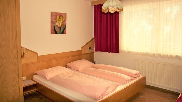 Ferienwohnung 2-3 Personen (ohne Verpflegung) im Nebenhaus vom Hotel Sailer
