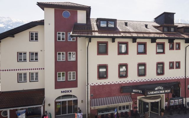 Biohotel Garmischer Hof: Mitten in Garmisch