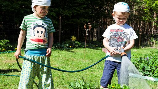 Für Kinder gibt es ein abwechslungsreiches Freizeitprogramm.