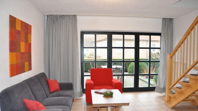 Familienappartement | 60 qm - 3-Raum