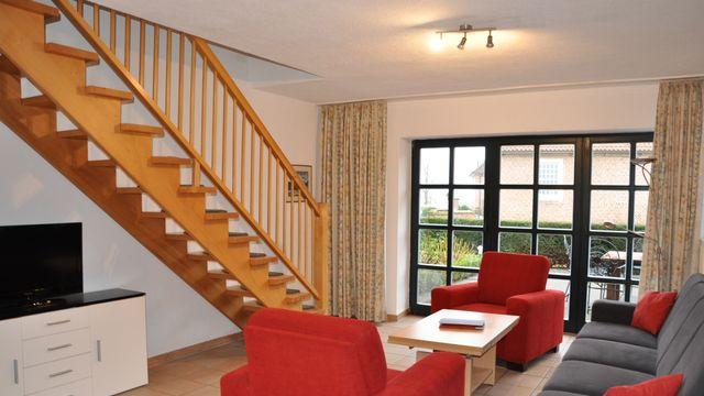 Familienappartement | 120 qm - 5-Raum