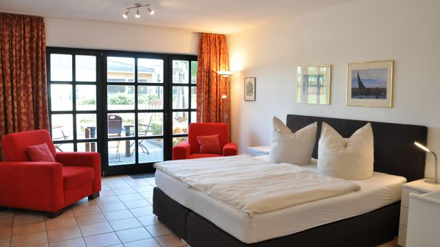Familienzimmer | ab 25 m² - 1-Raum