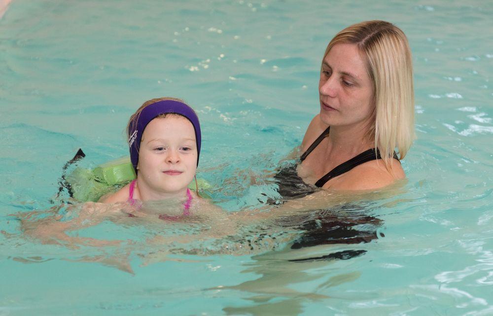 Schwimmkurs für Kinder ab 4 Jahre