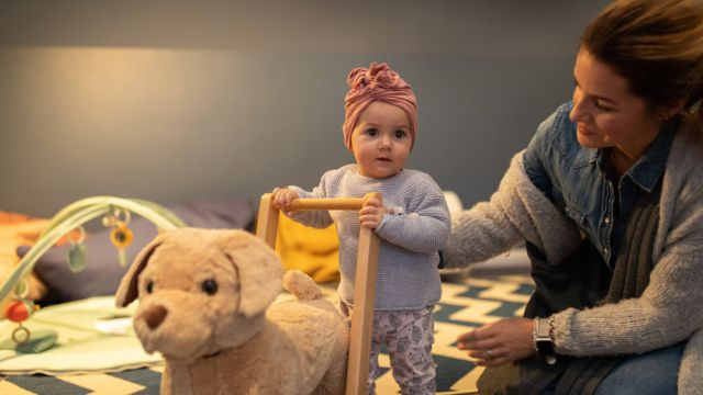 Familienurlaub mit Baby