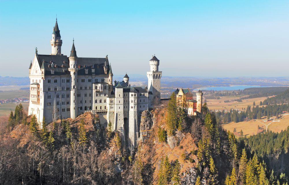 Erwachsener: Reservierte Führung durch das Schloss Neuschwanstein