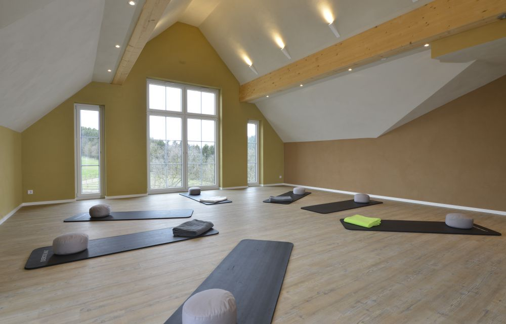 Yoga Retreat Sommerwoche
