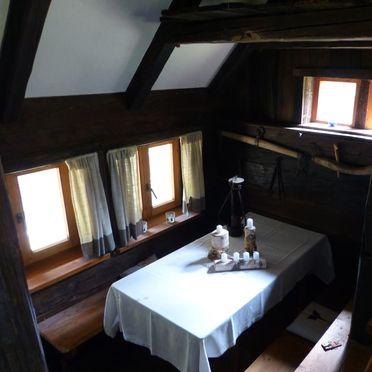 Almhütte Schmölzer, Dining table