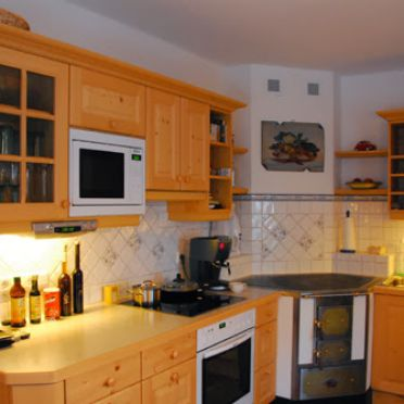 Ferienhaus Almenblick, Küche