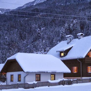 Ferienhaus Almenblick, Winter
