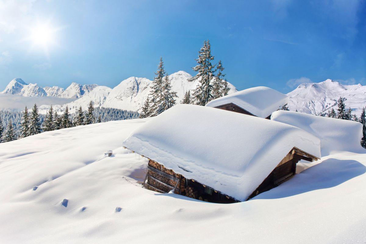 Tiroler Winter Weihnacht