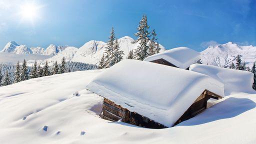 Winterurlaub mit der Familie im Familotel Lärchenhof, Tirol