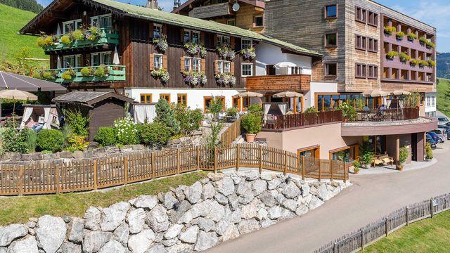 Herbstzeit ist Familienzeit im Alphotel - 7 Nächte buchen - nur 6 Nächte bezahlen
