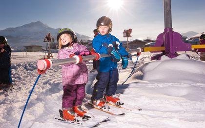 Die Pistenflitzerwoche - DAS Familienangebot für Ihren Skiurlaub.