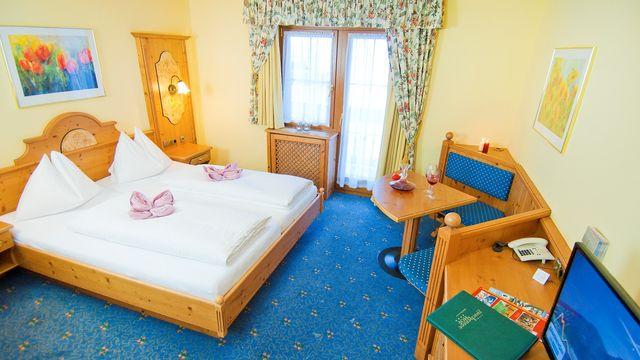 De Luxe Doppelzimmer