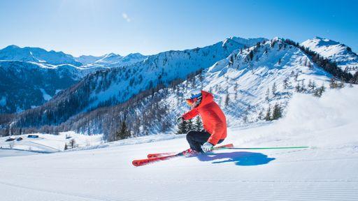 Zauchensee ist idealer Ausgangspunkt für schöne Skitouren in der Salzburger Sportwelt.