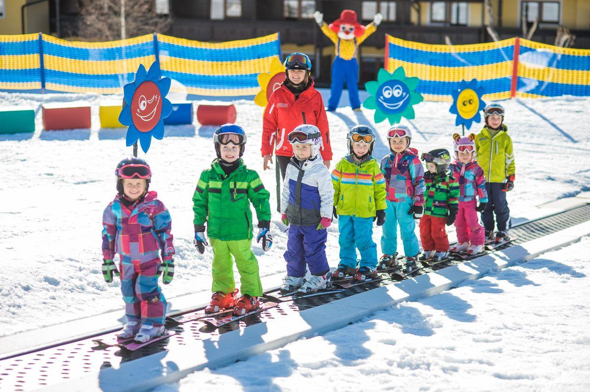 Kinder-Skiland Pauschale