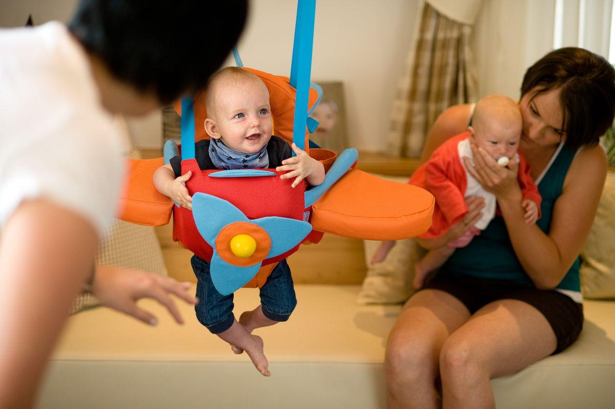 Baby & Kleinkind Wochen - Ihr 1. Urlaub