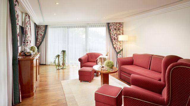 Luxury Suite Type I