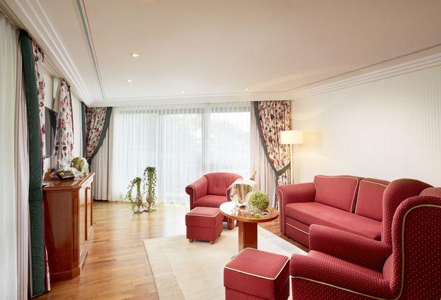 Hotel Dollenberg in Bad Peterstal–Griesbach: Suite de luxe type I (Last Minute)
