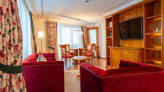 Luxury suite Type VIII