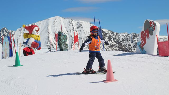 Kinder Ski Schnuppern - 1 Kind gratis