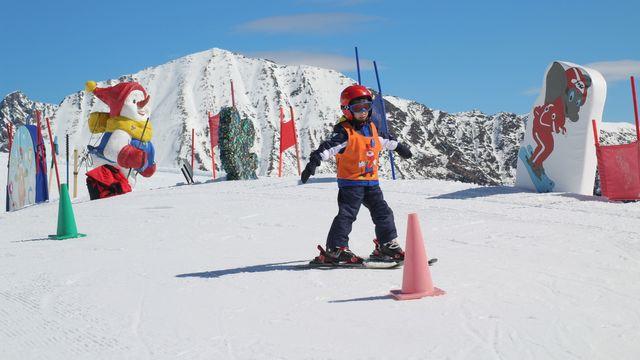 Kinder Ski Schnuppern - 1 Kind gratis
