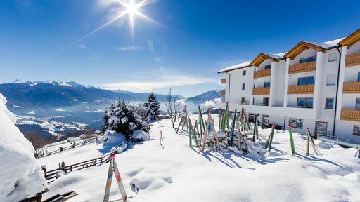 Familienhotel in Südtirol in den Dolomiten