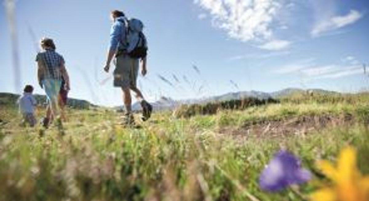 Wandern & Wellness inkl. Fußmassage