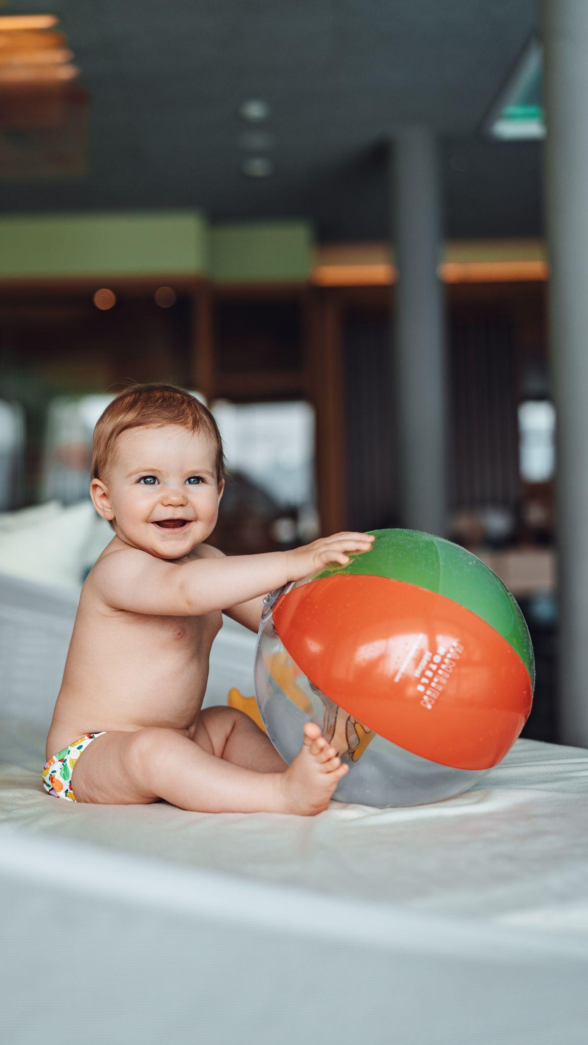 Baby- Kleinkindwoche I 1 Nacht geschenkt