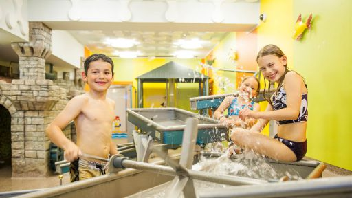 Splash-World im Feldberger Hof