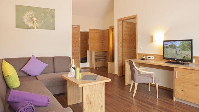 Schreinerhof Suite | 60 qm - 3-Raum