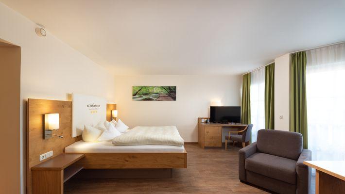 """Hotel Zimmer: Family-Suite """"Schreinerhof"""" - Schreinerhof in Schönberg"""