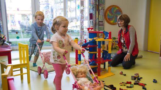 Bei unseren top ausgebildeten und erfahrenen Betreuer-Teams werden sich Ihre Kinder garantiert pudelwohl fühlen.
