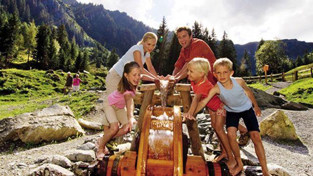 Urlaub auf Familisch Sommer 2020