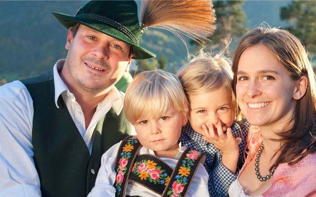 Biohotel Bavaria: Family Seiwald von Thurn