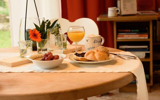 Biohotel Bavaria: Frühstück