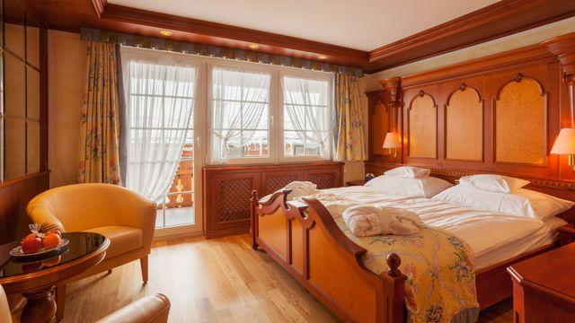 Double room Nadelhorn