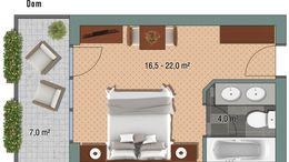 """Doppelzimmer Doppelzimmer """"Dom"""""""