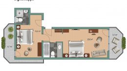 """Appartements Appartement """"Signalkuppe"""""""