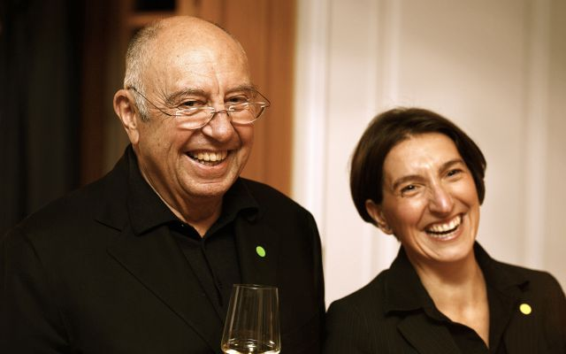 Biohotel Lindengut: Gastgeber Wolfgang und Anja