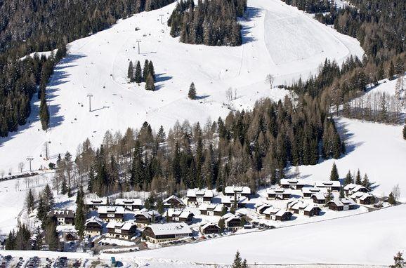 """Winter, Almdorf Großwild - """"GIPFEL"""" in Bad Kleinkirchheim, Kärnten, Carinthia , Austria"""