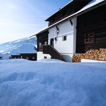 "Almdorf Großwild - ""TAL"", Winter"