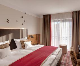 Feel-good room #1 - Hotel Traumschmiede in Unterneukirchen