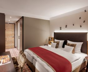 Feel-good room #3 - Hotel Traumschmiede in Unterneukirchen