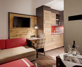Feel-good Apartment #3 - Hotel Traumschmiede in Unterneukirchen