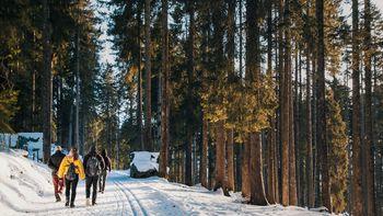Christkindl-Roas mit Winterwanderung