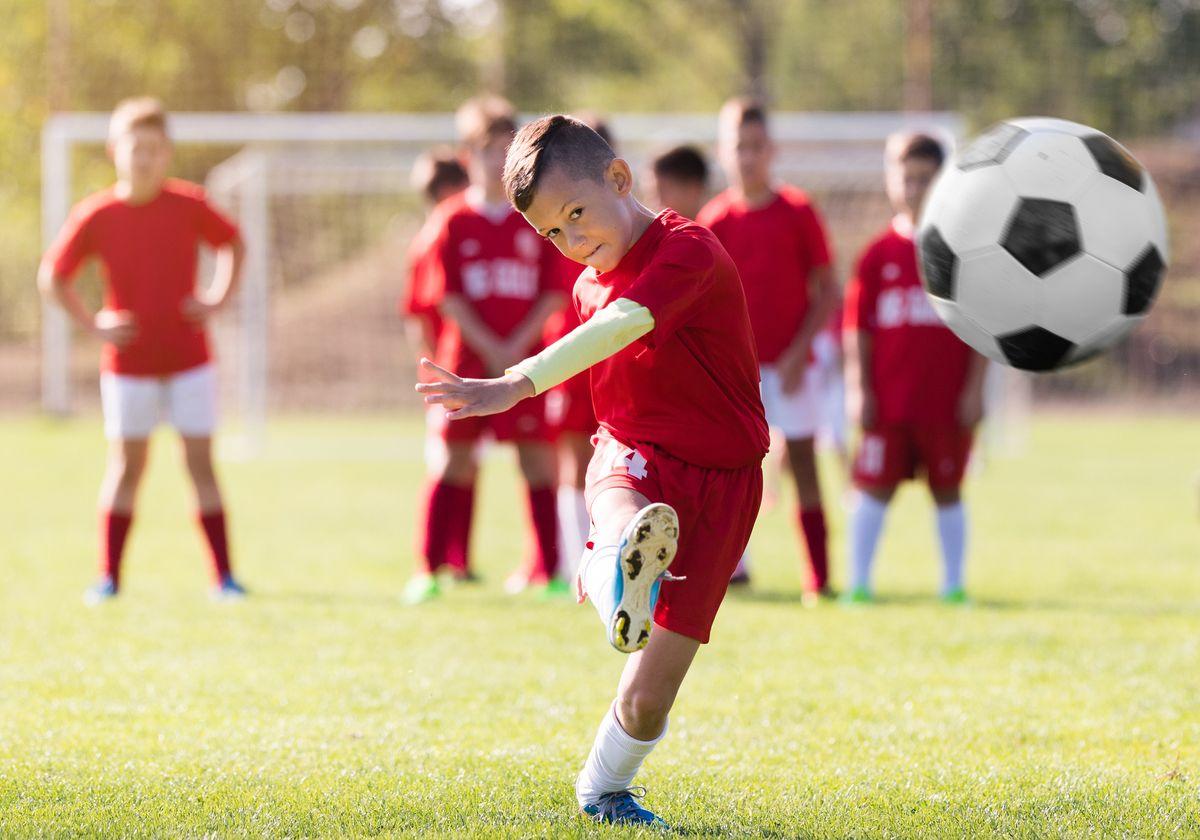 Fußballcamp...da bin ich dabei!